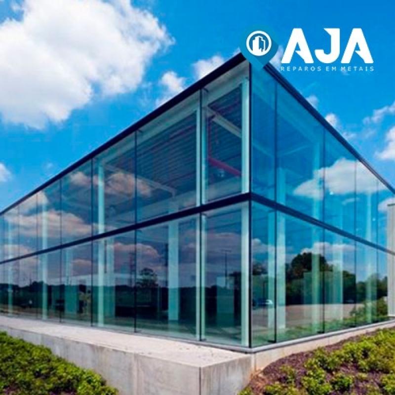 Conservação de Fachada de Loja Anália Franco - Conservação de Fachada de Empresa