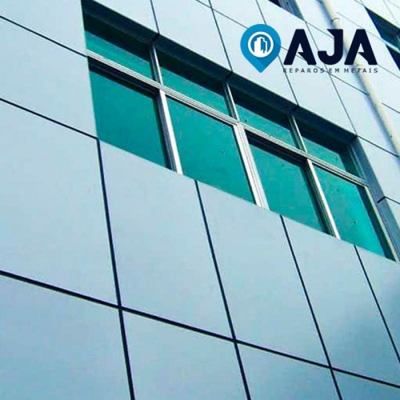 Empresa de Conservação de Fachada de Acm Jaboticabal - Conservação de Fachada de Condomínio