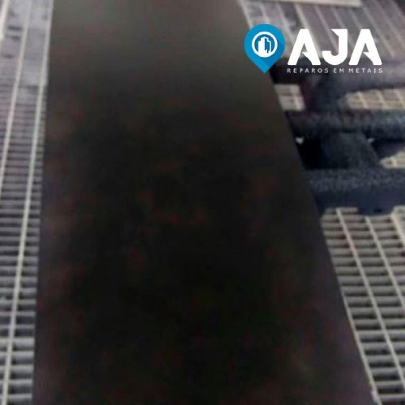 Empresa de Pintura em Alumínio Anodizado Cananéia - Pintura em Alumínio Eletrostática