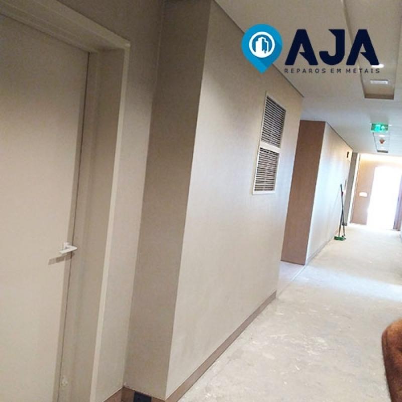 Empresa de Reparo de Porta Corta Fogo Fechamento Automático Aricanduva - Reparo de Porta Corta Fogo Industrial