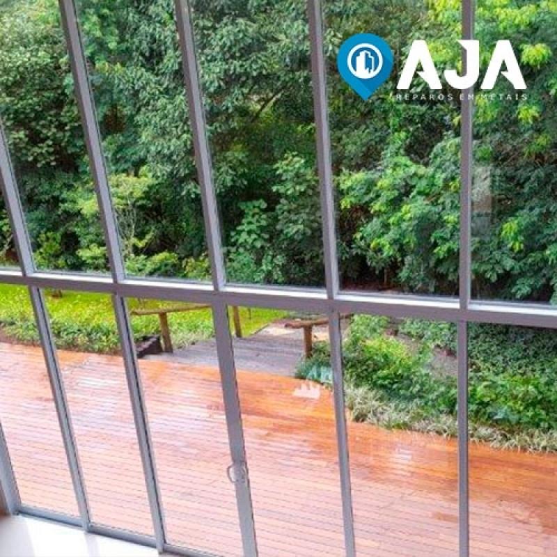 Empresa de Reparo Janela Alumínio Cachoeirinha - Reparo em Porta de Alumínio