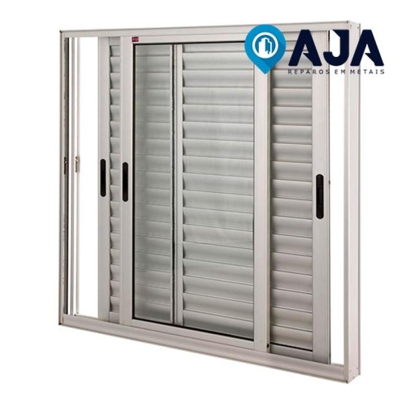 Manutenção em Alumínio Preço Barra Funda - Manutenção Esquadrias de Alumínio