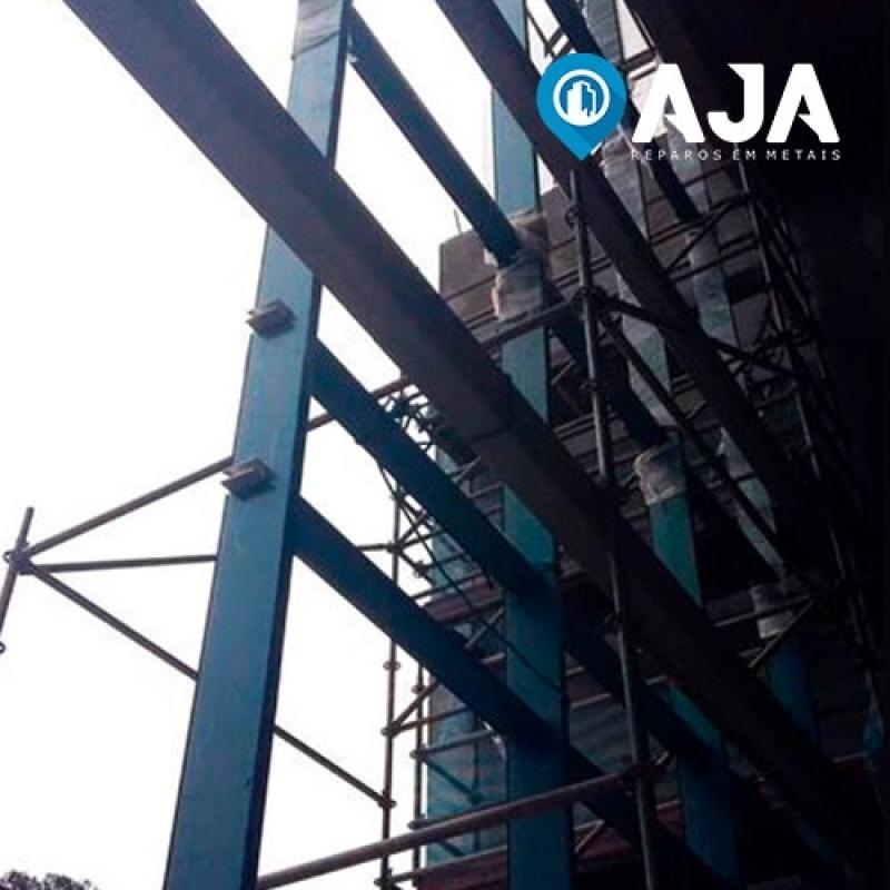 Onde Comprar Reparo de Perfil de Alumínio Estrutural Ibirapuera - Reparo de Perfil de Alumínio Drywall