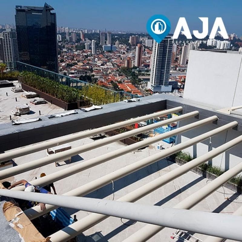 Pintura para Estrutura Metálica em Hospital São Conrado - Pintura de Fundo Estrutura Metálica