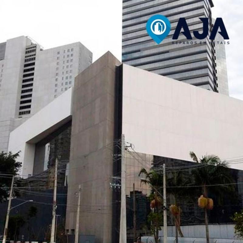 Quanto Custa Conservação de Fachada de Advocacia Marília - Conservação de Fachada de Clínica
