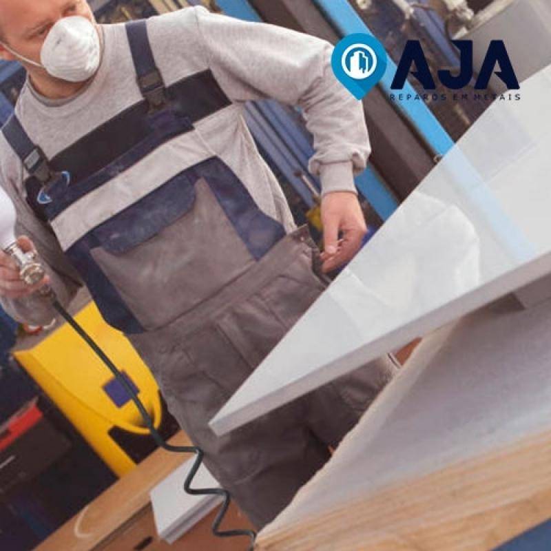 Quanto Custa Pintura Alumínio Brilhante Pinheiros - Pintura em Alumínio Eletrostática