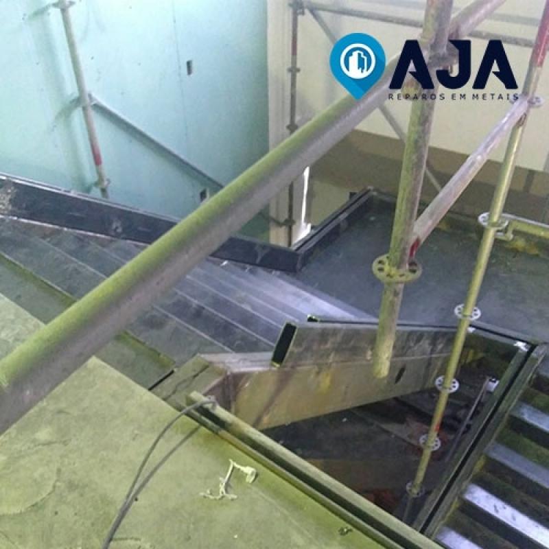 Quanto Custa Pintura para Estrutura Metálica Edifício José Bonifácio - Pintura Proteção Estrutura Metálica