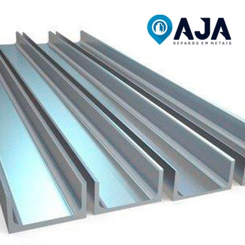 Reparo de Perfil de Alumínio Alternativa Valor Parelheiros - Reparo de Perfil de Alumínio Drywall