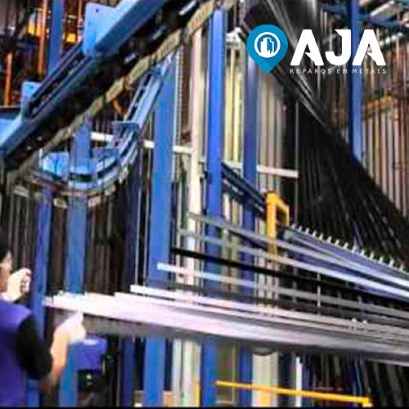 Reparo de Perfil de Alumínio Estrutural Volta Redonda - Reparo de Perfil de Alumínio Drywall