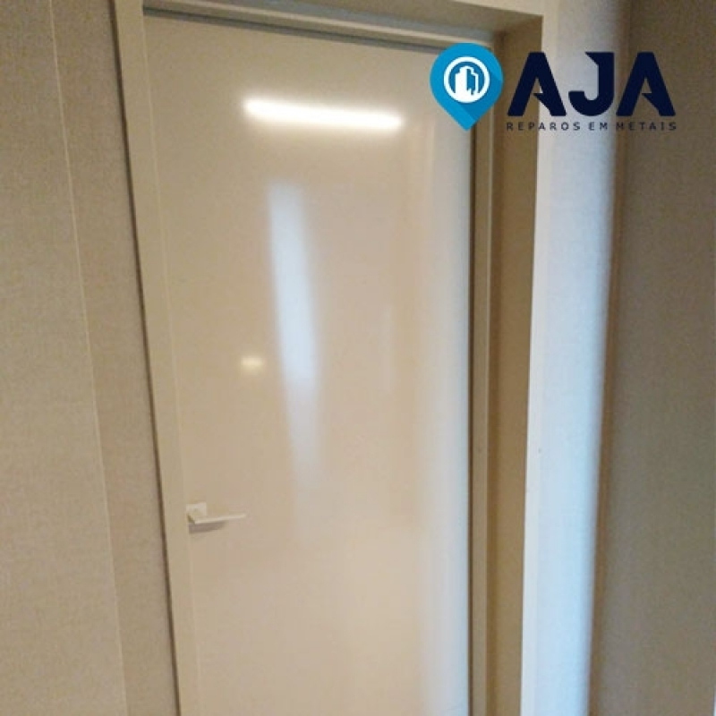 Reparo de Porta Corta Fogo para Drywall Marapoama - Reparo de Porta Corta Fogo Dupla