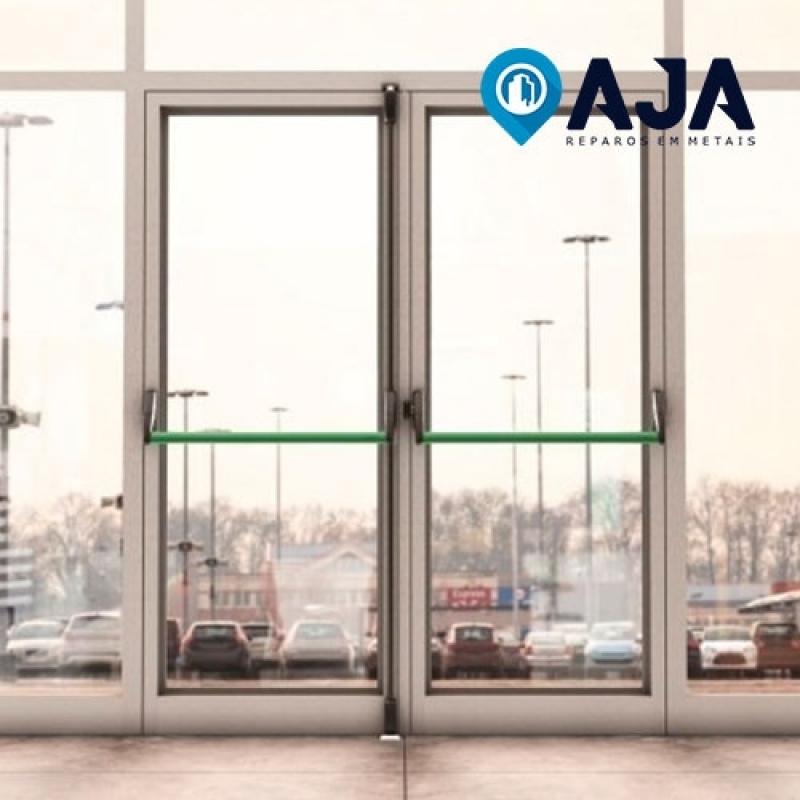 Reparo em Porta de Alumínio Araraquara - Reparo em Alumínio