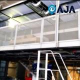 conserto de perfil de alumínio estrutural 40x40 orçar Mesquita