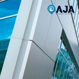 conservação de fachada de acm Alphaville