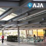 conservação de fachada de empresa valor Aricanduva