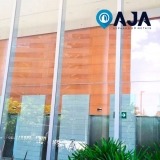 empresa de conservação de fachada de loja Jardim Paulista