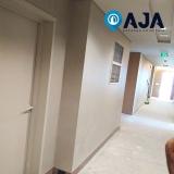 empresa de reparo de porta corta fogo acústica Louveira