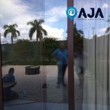 manutenção de acm em aço corten valor Santa Isabel
