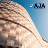 manutenção de acm de alumínio em fachada