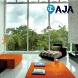 manutenção de janelas alumínio preço Parelheiros