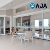 manutenção de janelas alumínio Água Rasa