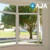 manutenção de janelas de alumínio preço Campinas