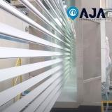 manutenção de perfil de alumínio branco valores Praia da Baleia