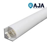 manutenção de perfil de alumínio branco Mendonça