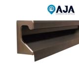 manutenção de perfil de alumínio bronze valor Itaquaquecetuba
