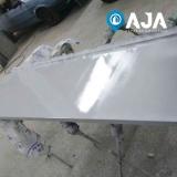 manutenção de perfil de alumínio branco