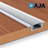 manutenção de perfil de alumínio para iluminação