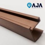 manutenção de perfil de alumínio porta de correr valor Jardim Marajoara