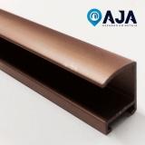 manutenção de perfil de alumínio quadrado valor Ilhabela