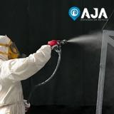 pintura amadeirada em alumínio