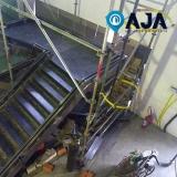 pintura proteção estrutura metálica preço Vila Leopoldina