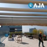pintura proteção estrutura metálica Vila Andrade