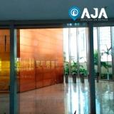 quanto custa conservação de fachada de loja Jaguaré