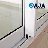 quanto custa manutenção de janelas alumínio Itupeva