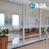 quanto custa manutenção de janelas de alumínio Americana