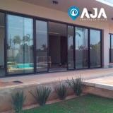 quanto custa manutenção de portas de alumínio Copacabana
