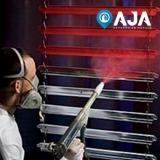 quanto custa pintura amadeirada em alumínio Itanhaém