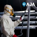 quanto custa solução em pintura metálica epóxi Praça da Arvore