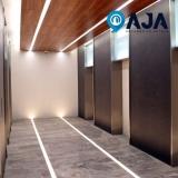 quanto é reparo de perfil de alumínio drywall Interlagos