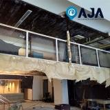 quero fazer pintura para estrutura metálica em hospital Cidade Ademar