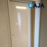 reparo de porta corta fogo para drywall Marapoama