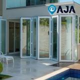 reparo em esquadrias de alumínio preço Vila Andrade
