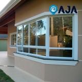 reparo em janelas de alumínio preço São Domingos