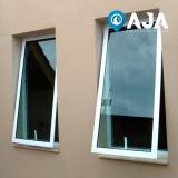 reparo janela alumínio preço Tremembé