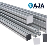 reparo de perfil de alumínio duplo