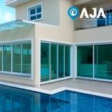 reparos janela alumínio Caieiras